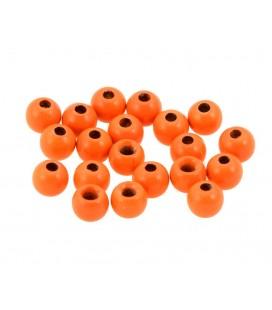 Bille laiton Orange fluo