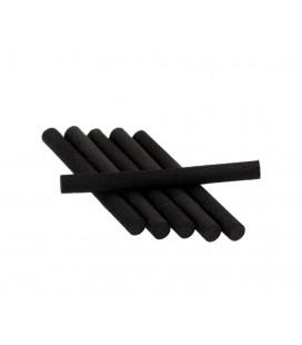 Cylindre de Foam noir