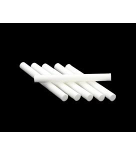 Cylindre de Foam blanc