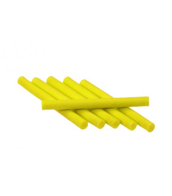 Cylindre de Foam jaune