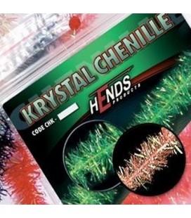 Krystal chenille 6mm-Pink