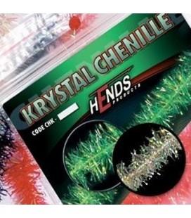 Krystal chenille 6mm-Opalescent
