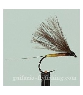 Body Quills Yellow-Brown
