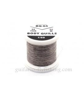 Body Quills Beige-Dk.Grey