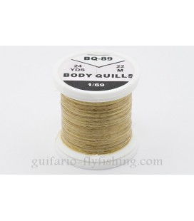 Body Quills Brownolive-Lt Olive