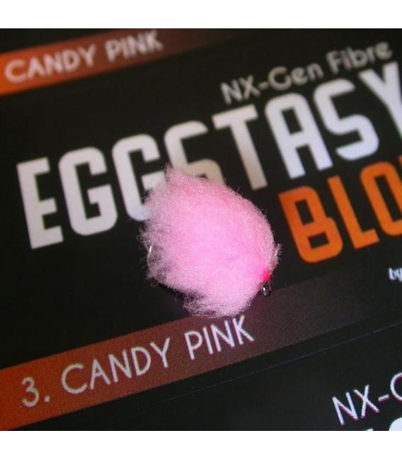Eggstasy Blob candy pink