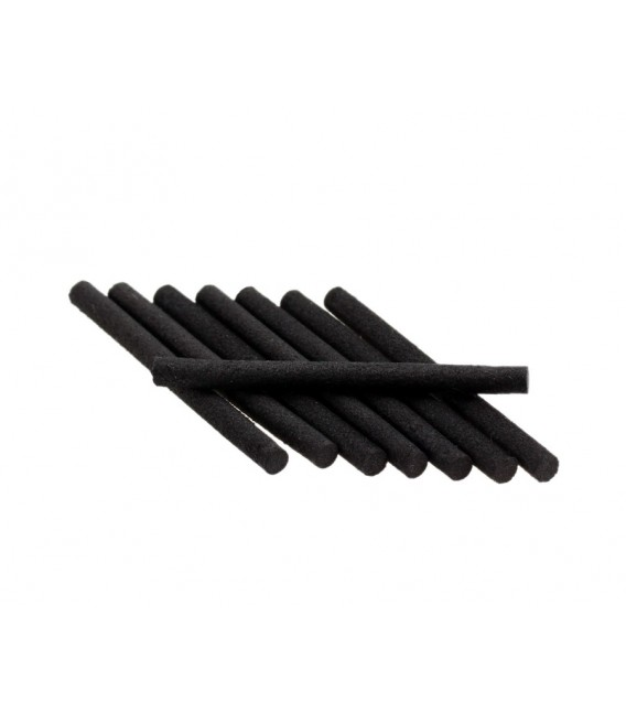 Micro cylindre Foam Noir