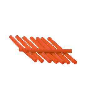 Micro cylindre Foam Orange