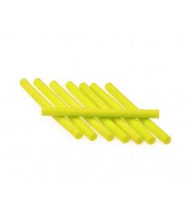 Micro cylindre Foam Jaune