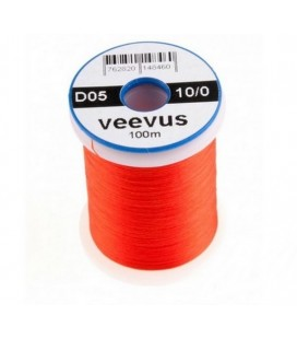Fil 10/0 Orange vif
