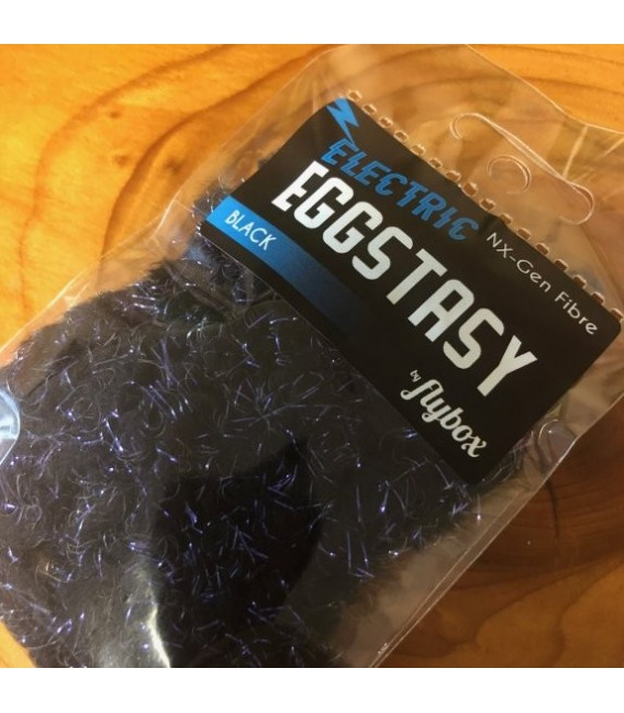 Electric Eggstasy Black