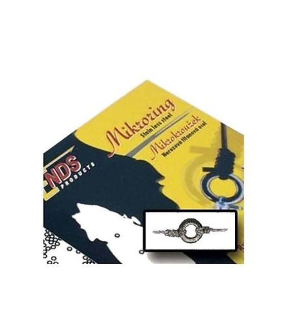 Micro anneau Titane 2.5