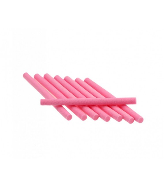 Micro cylindre Foam Pink