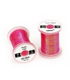 Flat tinsel Pearl Pink