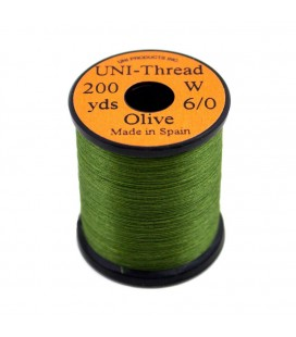 UNI Thread 6/0 Olive