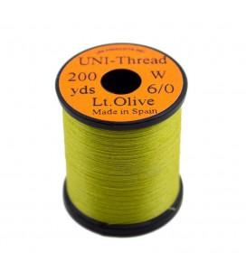 UNI Thread 6/0 Lt Olive