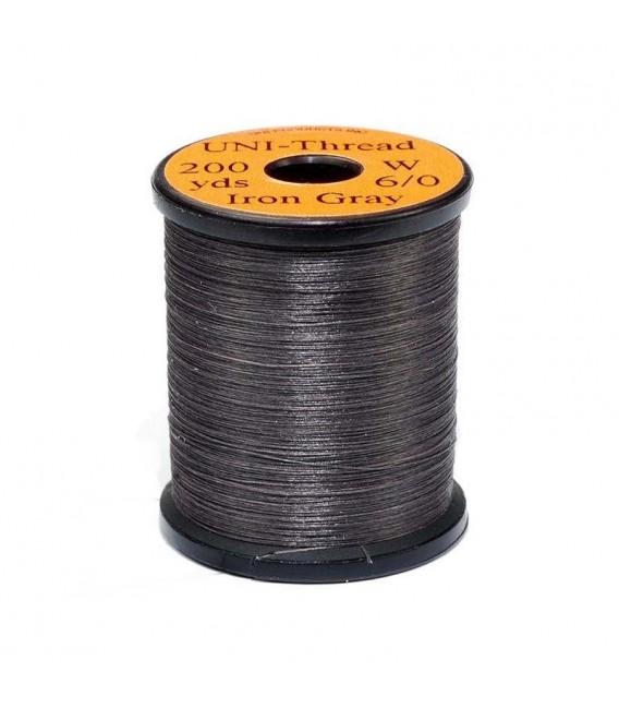 UNI Thread 6/0 Iron Grey