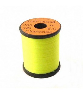 UNI Thread 6/0 Chartreuse