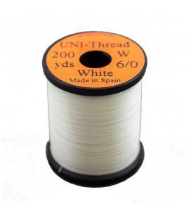 UNI Thread 6/0 white
