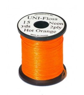 UNI Floss Hot Orange