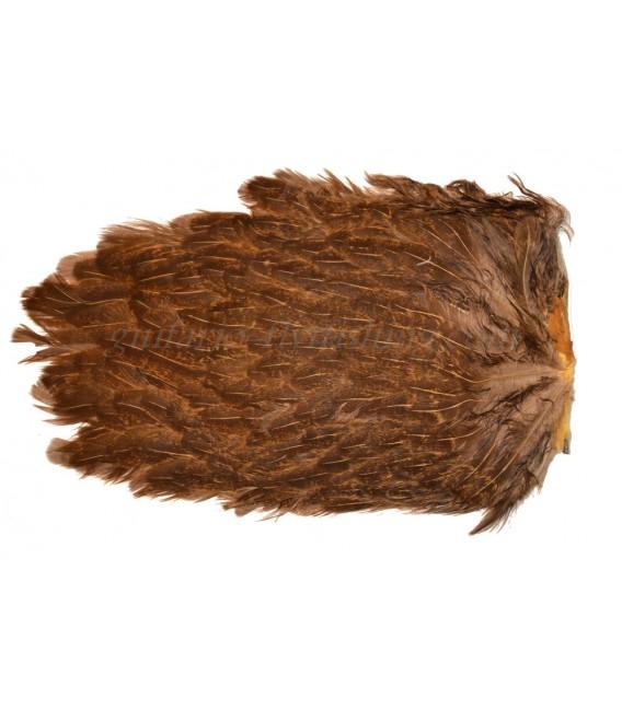 Cou de poule Gris marron
