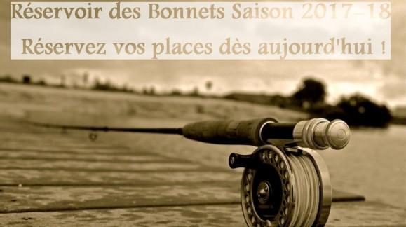 Réservoir des Bonnets saison 2017-18